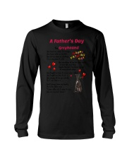 Poem From Greyhound Long Sleeve Tee thumbnail