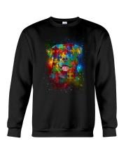 Rottweiler Autism  Crewneck Sweatshirt thumbnail