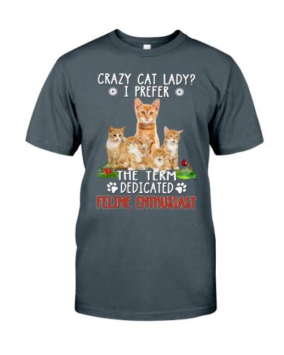 Cat Feline Enthusiast