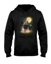 Pug Beauty Hooded Sweatshirt thumbnail