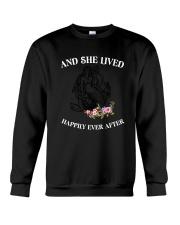 Mermaid Happily Ever After Crewneck Sweatshirt thumbnail