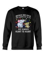 Mom Autism Crewneck Sweatshirt thumbnail