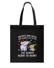 Mom Autism Tote Bag thumbnail