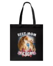 Cat Best Mom Tote Bag thumbnail