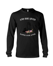 Hamster Happily Ever After Long Sleeve Tee thumbnail
