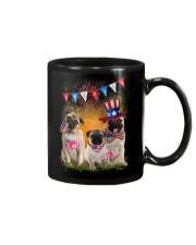 Pug America  Mug thumbnail