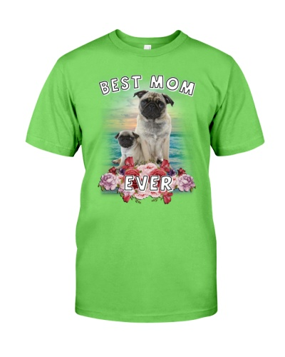 Pug Best Mom
