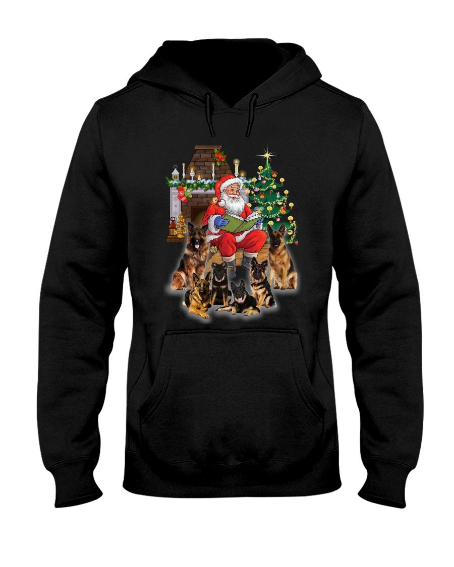 PHOEBE - German Shepherd - 1411 - A2  Hooded Sweatshirt