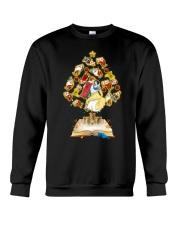 PHOEBE- snow white and seven dwarft - 0412 - 43 Crewneck Sweatshirt thumbnail