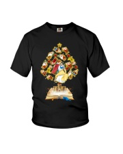 PHOEBE- snow white and seven dwarft - 0412 - 43 Youth T-Shirt thumbnail
