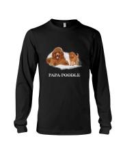 Papa Poodle Long Sleeve Tee thumbnail
