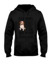 Mommy Beagle Hooded Sweatshirt thumbnail