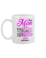 Phoebe - Dear Mom - 104 Mug back