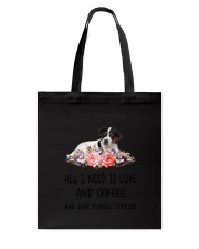 Jack Russell Terrier All I Need Tote Bag thumbnail