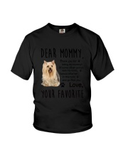 Mommy Yorkshire Terrier Youth T-Shirt thumbnail