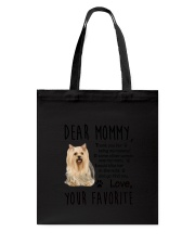 Mommy Yorkshire Terrier Tote Bag thumbnail
