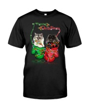 PHOEBE - Persian Merry Xmas - 1310 - 94 Classic T-Shirt thumbnail