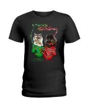 PHOEBE - Persian Merry Xmas - 1310 - 94 Ladies T-Shirt thumbnail