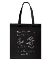 Unicorn Funny Tote Bag thumbnail