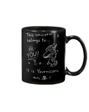 Unicorn Funny Mug thumbnail