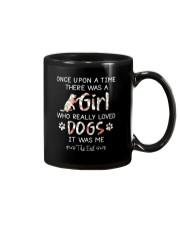 Dogs Once Upon A Time Mug thumbnail