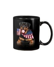 Flag Rottweiler Mug thumbnail