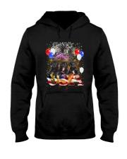 USA Great Dane Hooded Sweatshirt thumbnail