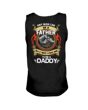 Any man can be a father Unisex Tank thumbnail