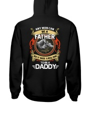 Any man can be a father Hooded Sweatshirt thumbnail