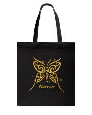 Butterfly Warrior Tote Bag thumbnail