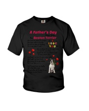 Poem From Boston Terrier Youth T-Shirt thumbnail