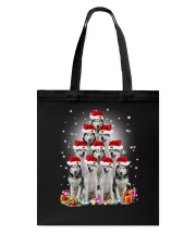 PHOEBE - Siberian husky in party hat - 0911 - E17 Tote Bag thumbnail