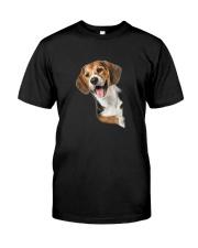 Hello Beagle Classic T-Shirt thumbnail