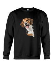 Hello Beagle Crewneck Sweatshirt thumbnail