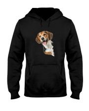 Hello Beagle Hooded Sweatshirt thumbnail