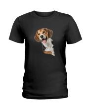 Hello Beagle Ladies T-Shirt thumbnail