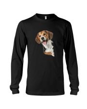 Hello Beagle Long Sleeve Tee thumbnail