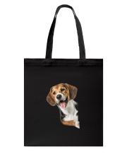 Hello Beagle Tote Bag thumbnail