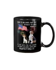 Flag Beagle Mug thumbnail