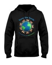 Golden Retriever Planet Hooded Sweatshirt thumbnail