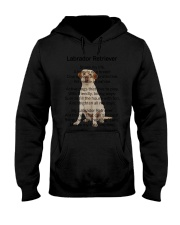 Labrador Retriever Makes My Life Hooded Sweatshirt thumbnail