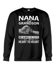 PHOEBE Nana and grandson - 1611 - A3 Crewneck Sweatshirt thumbnail
