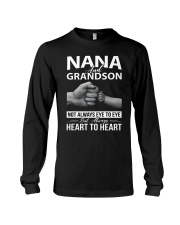 PHOEBE Nana and grandson - 1611 - A3 Long Sleeve Tee thumbnail