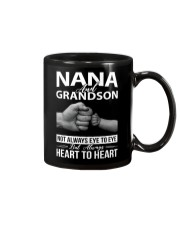PHOEBE Nana and grandson - 1611 - A3 Mug thumbnail
