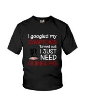 Guinea Pig Symptoms Youth T-Shirt thumbnail