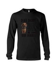 Daddy Dachshund Long Sleeve Tee thumbnail