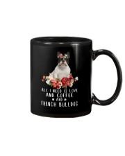 French Bulldog All I Need  Mug thumbnail