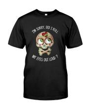 Skull Out Loud  Classic T-Shirt thumbnail