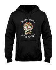 Skull Out Loud  Hooded Sweatshirt thumbnail