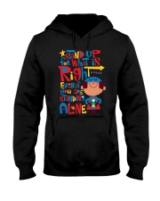 Autism Stand Up Hooded Sweatshirt thumbnail